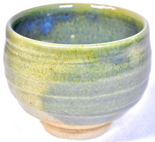 Showa Vintage Raku Ware Matcha Tea Bowl Tea Utensils Box Unused Dead Stock Estate Sale TYF